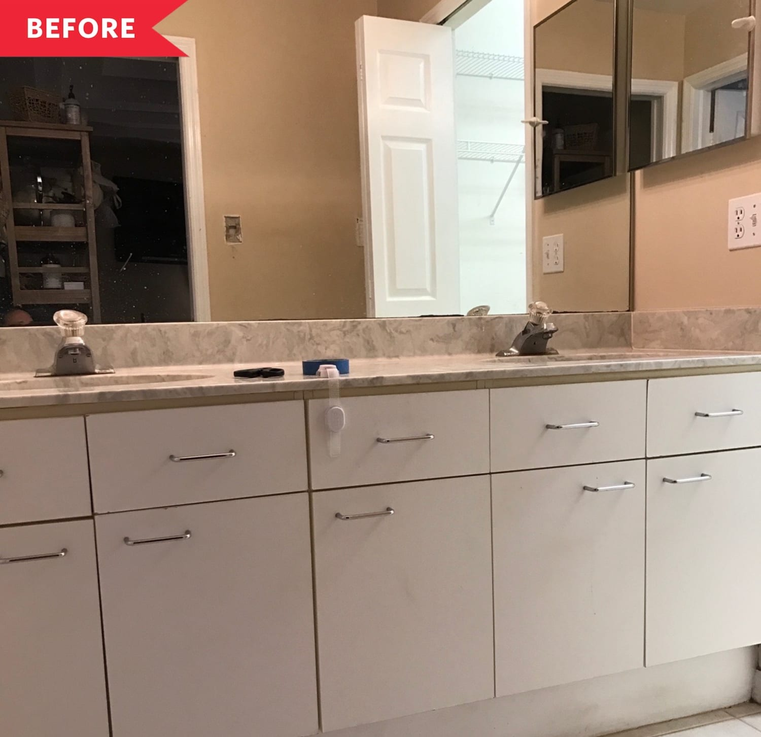 Before and After: This 1995-Era Master Bathroom Redo Is Just Plain Dreamy