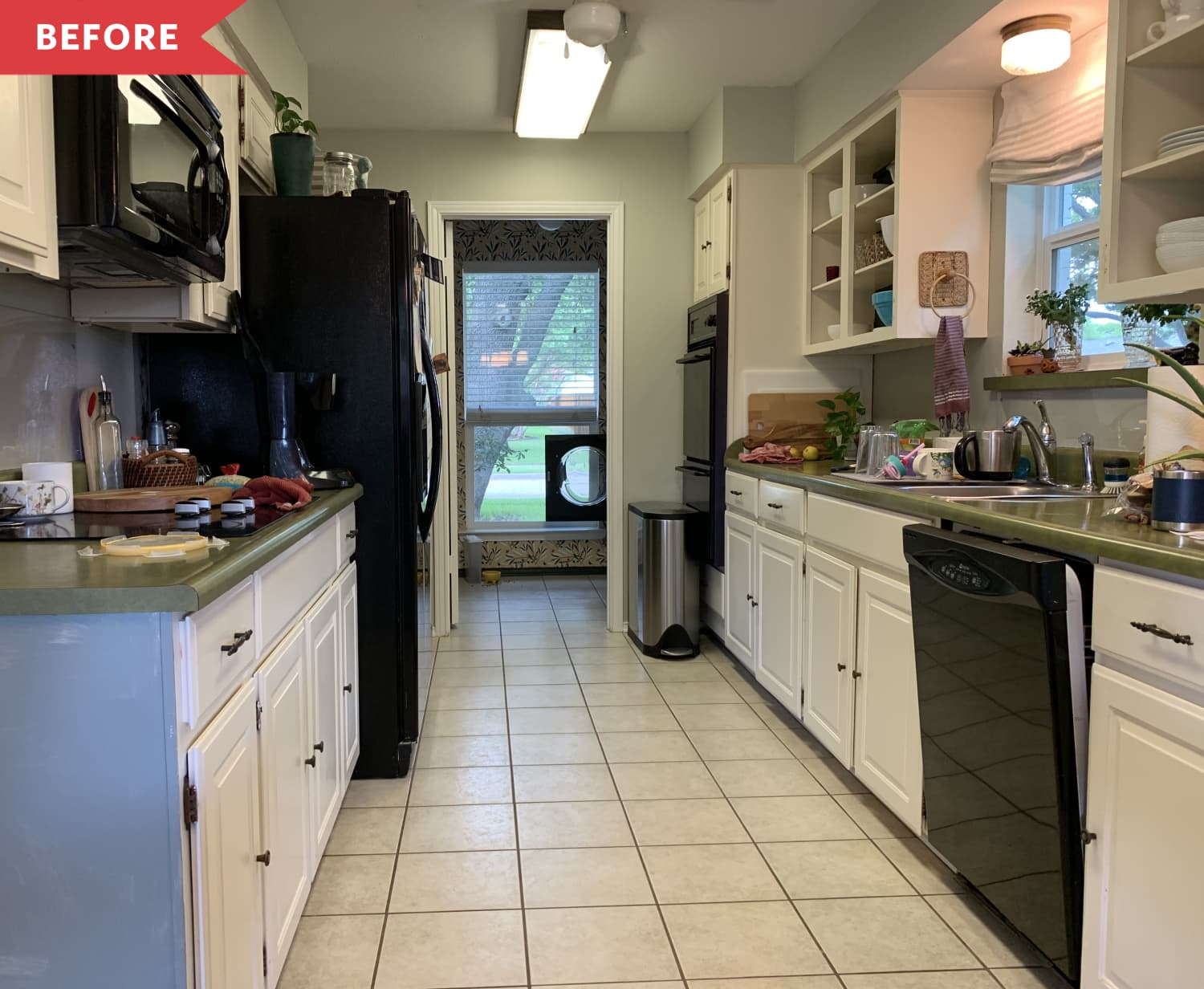 Before & After: Some DIYs and Savvy Shopping Gave This Kitchen a New Look for Just $1,000