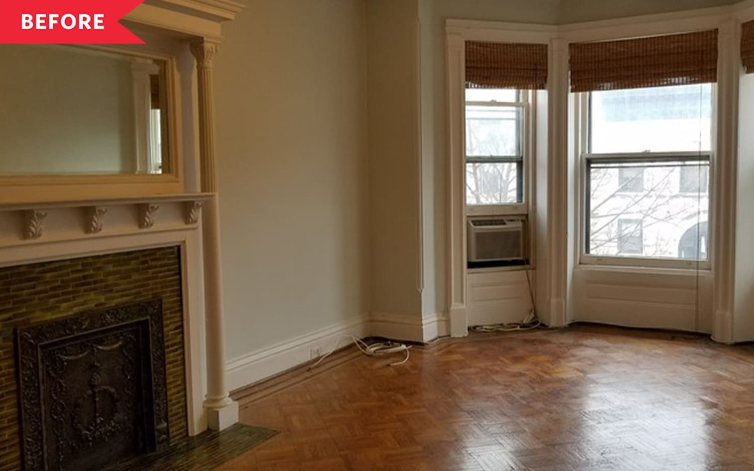 Before and After: A Light-Filled Refresh for This 1920s Living Room
