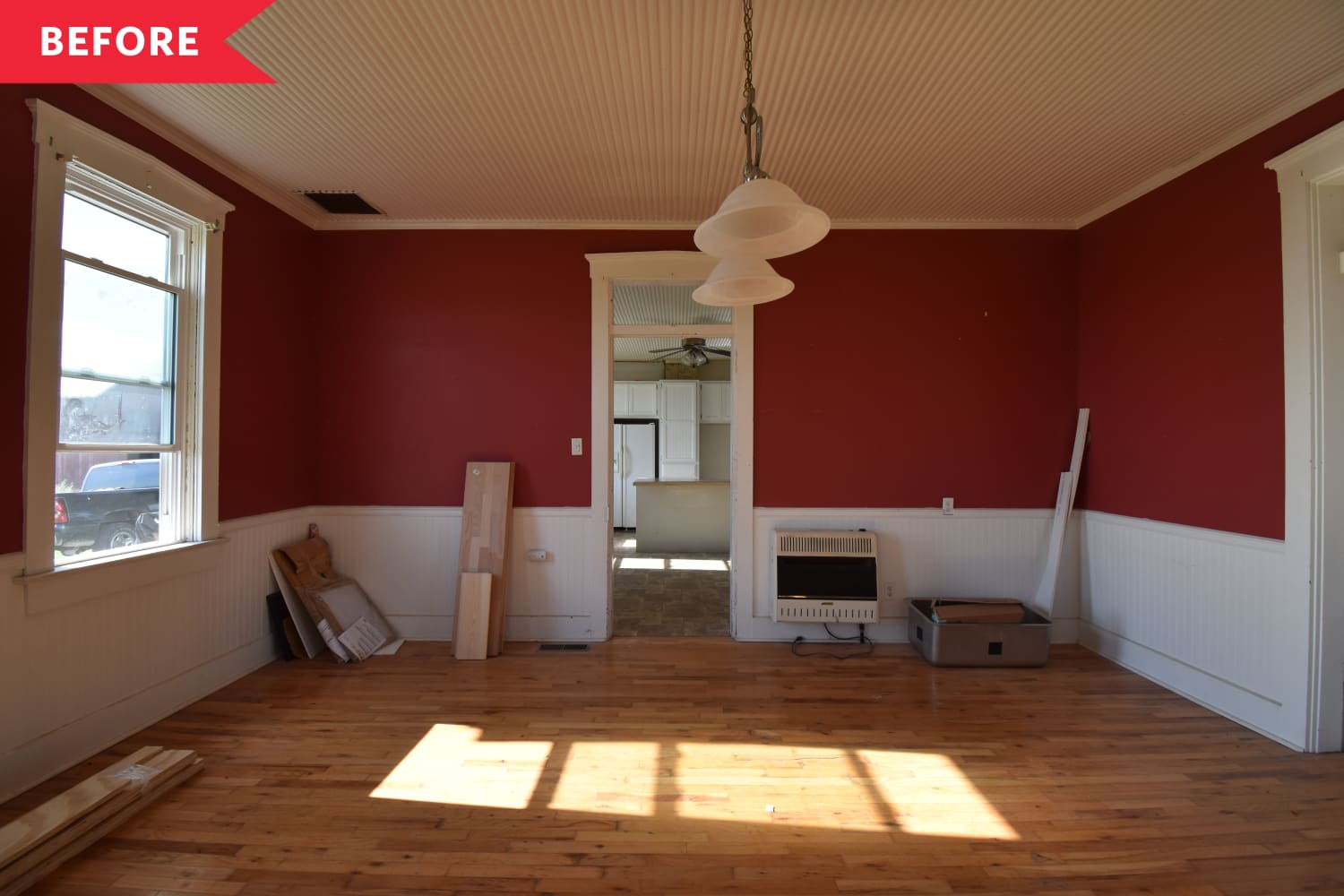 Before and After: A Total Redo Brings out the Best in This 1800s Living Room