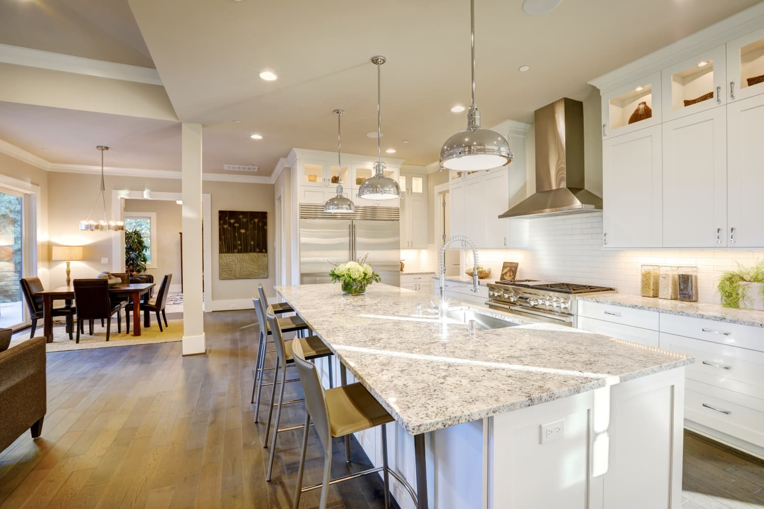5 Easy Ways to Section Off That Open-Concept Floor Plan You Hate So Much