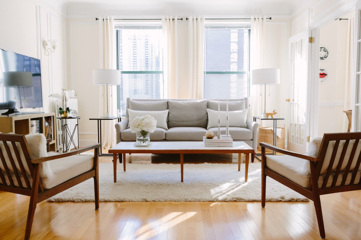 West Elm's Entire Site Is 20% Off Right Now—Here's What We're Buying for the Living Room