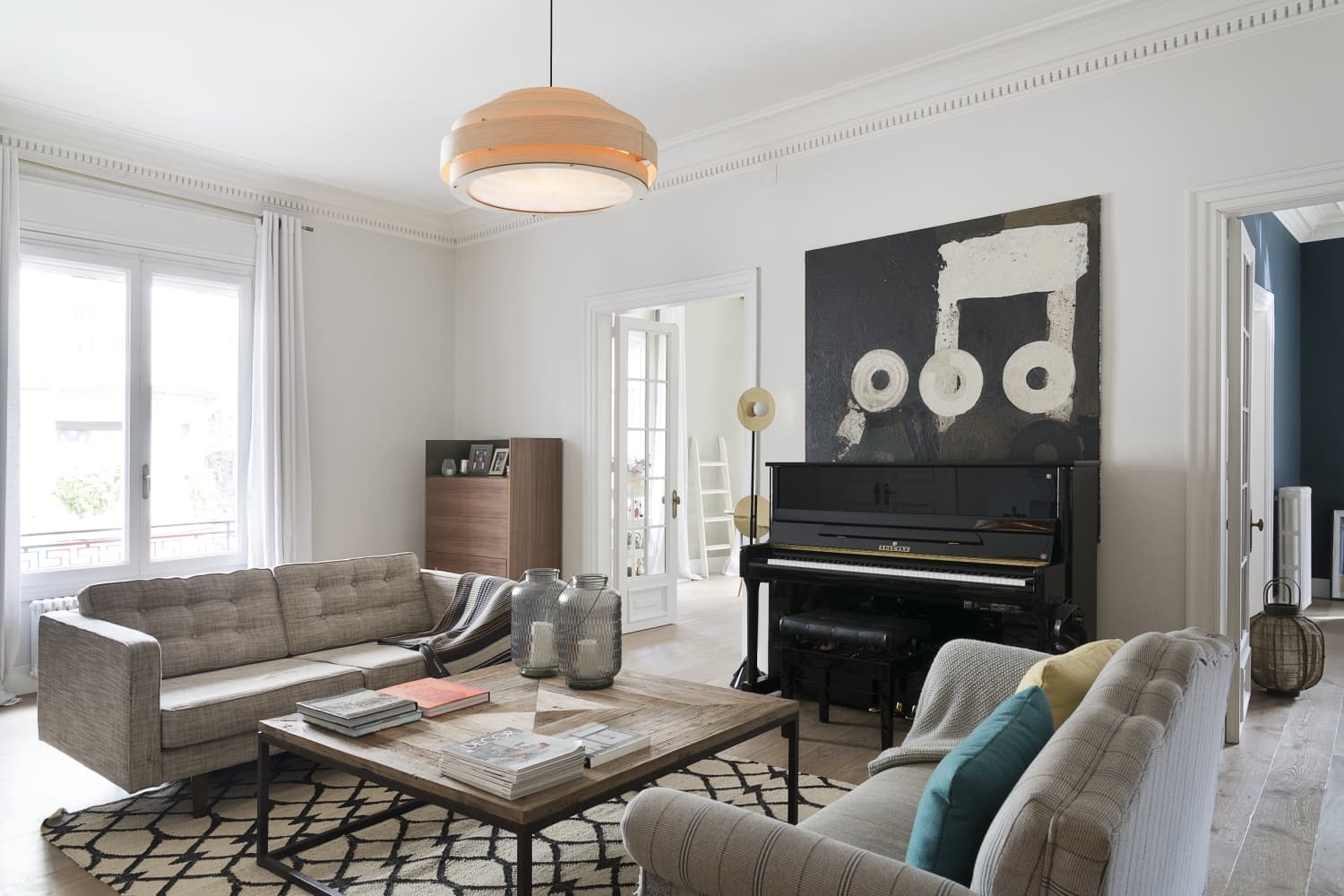 Give Your Living Room an Expensive-Looking Makeover with AllModern's Clearance Sale