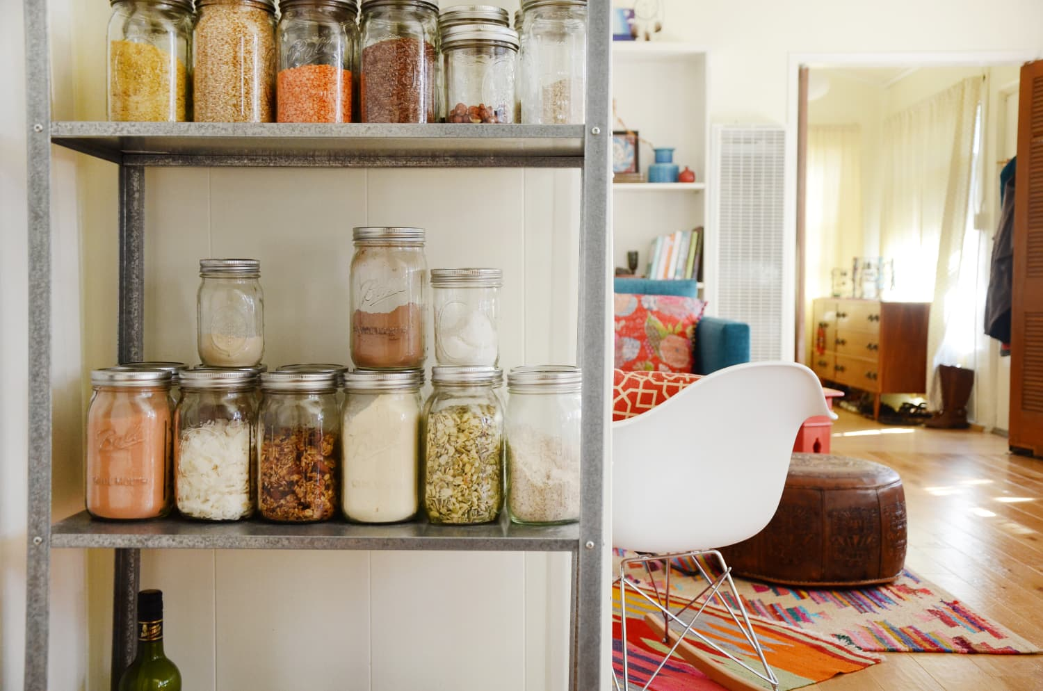 The Container Store's Latest Sale Is Helping Us Finally Achieve the Pinterest-Worthy Pantry of Our Dreams