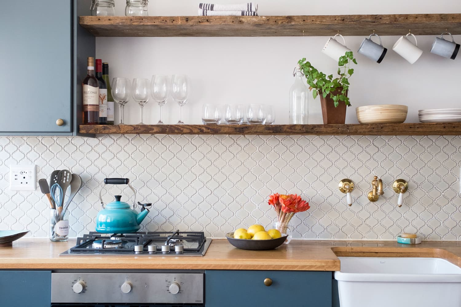 One Small Step You Can Take This Weekend Towards a Less-Cluttered Kitchen