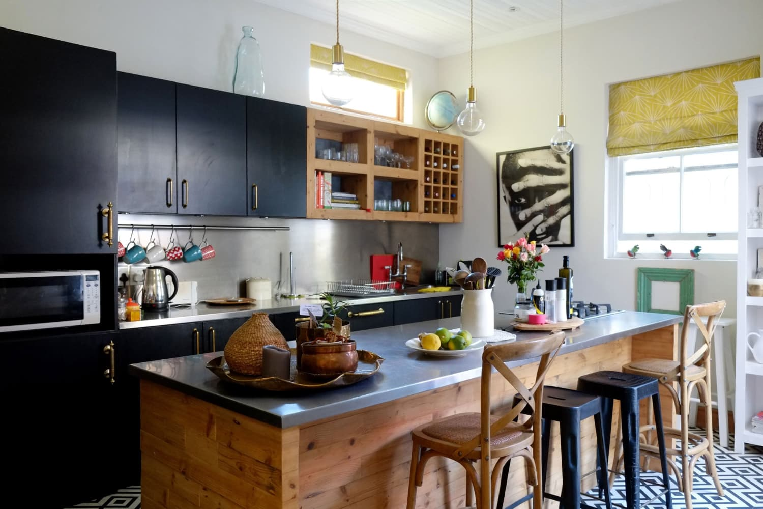 6 Upgrades to Turn Your Kitchen Island into an Island Getaway