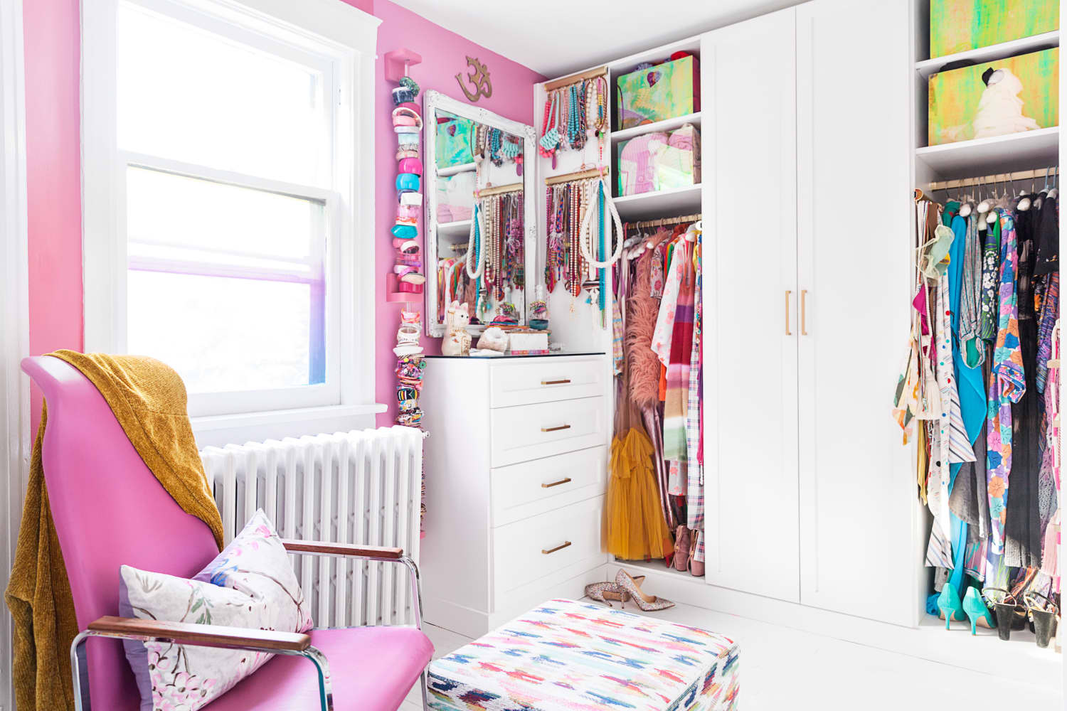 An Uncluttered Closet Begins With One Simple Step
