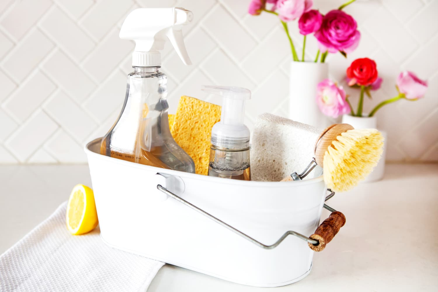 32 Smart and Surprising Uses for All the Cleaning Supplies You Already Have