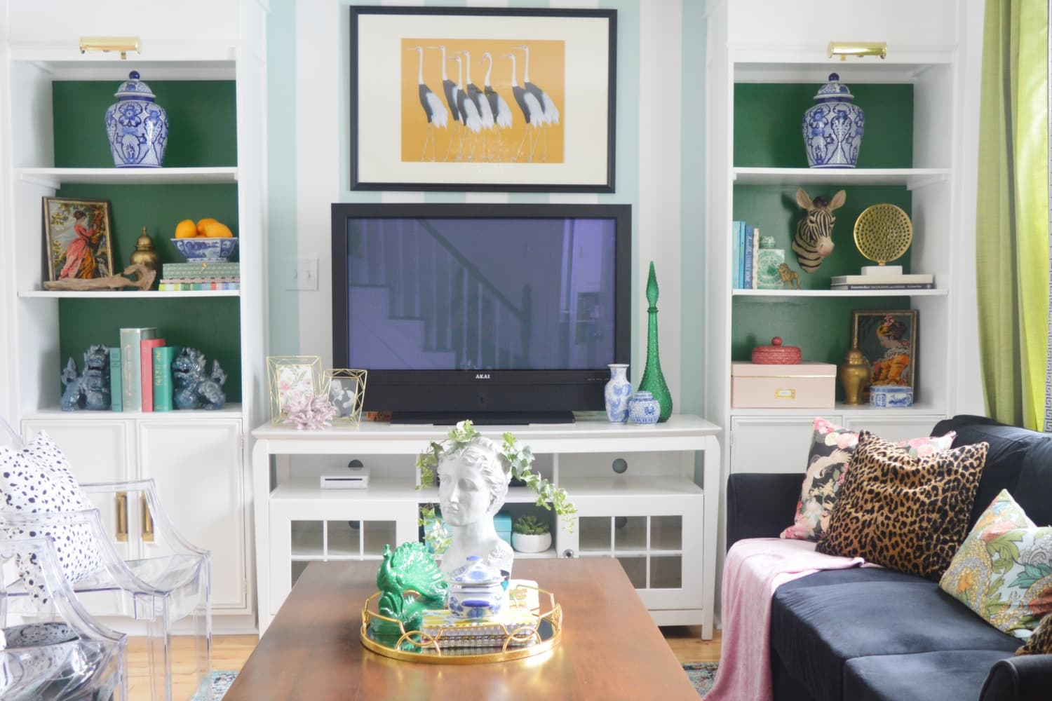 This Pretty, Patterned Home Is the Definition of Colorfully Eclectic
