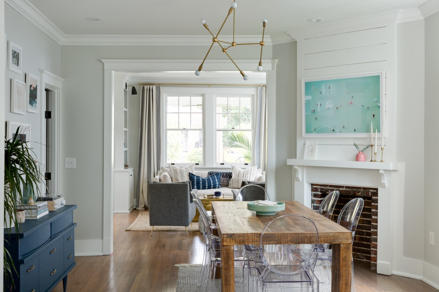 The First Thing You Should Buy for Your New Home, According to Interior Designers