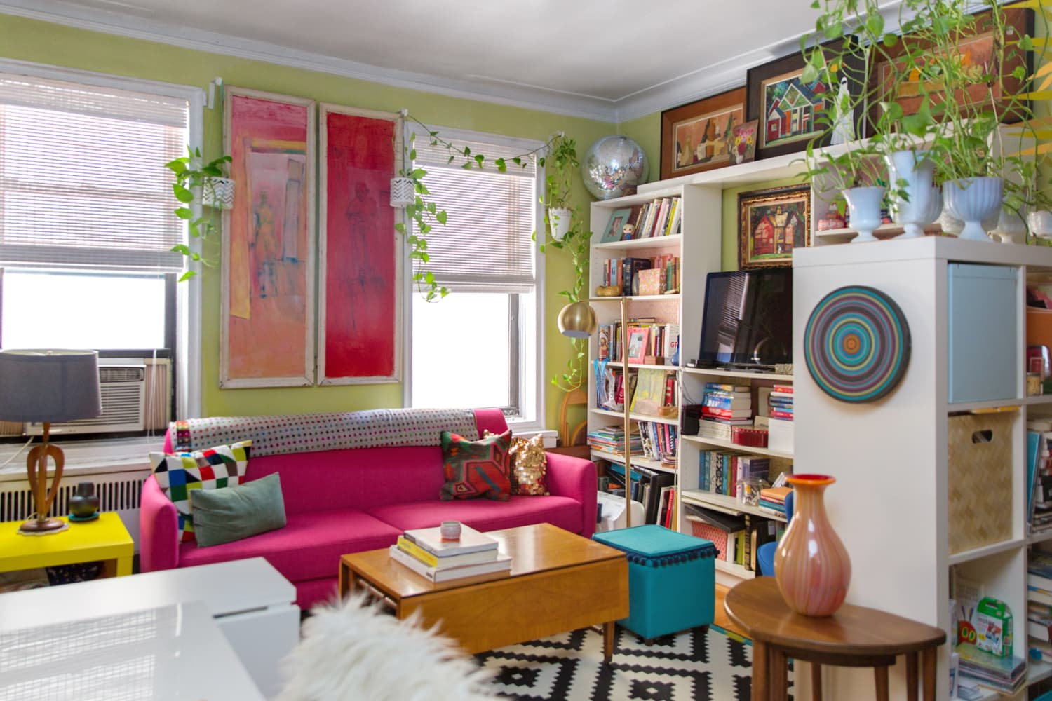 6 Maximalist Studios That Show You Can Live Small AND Love Stuff