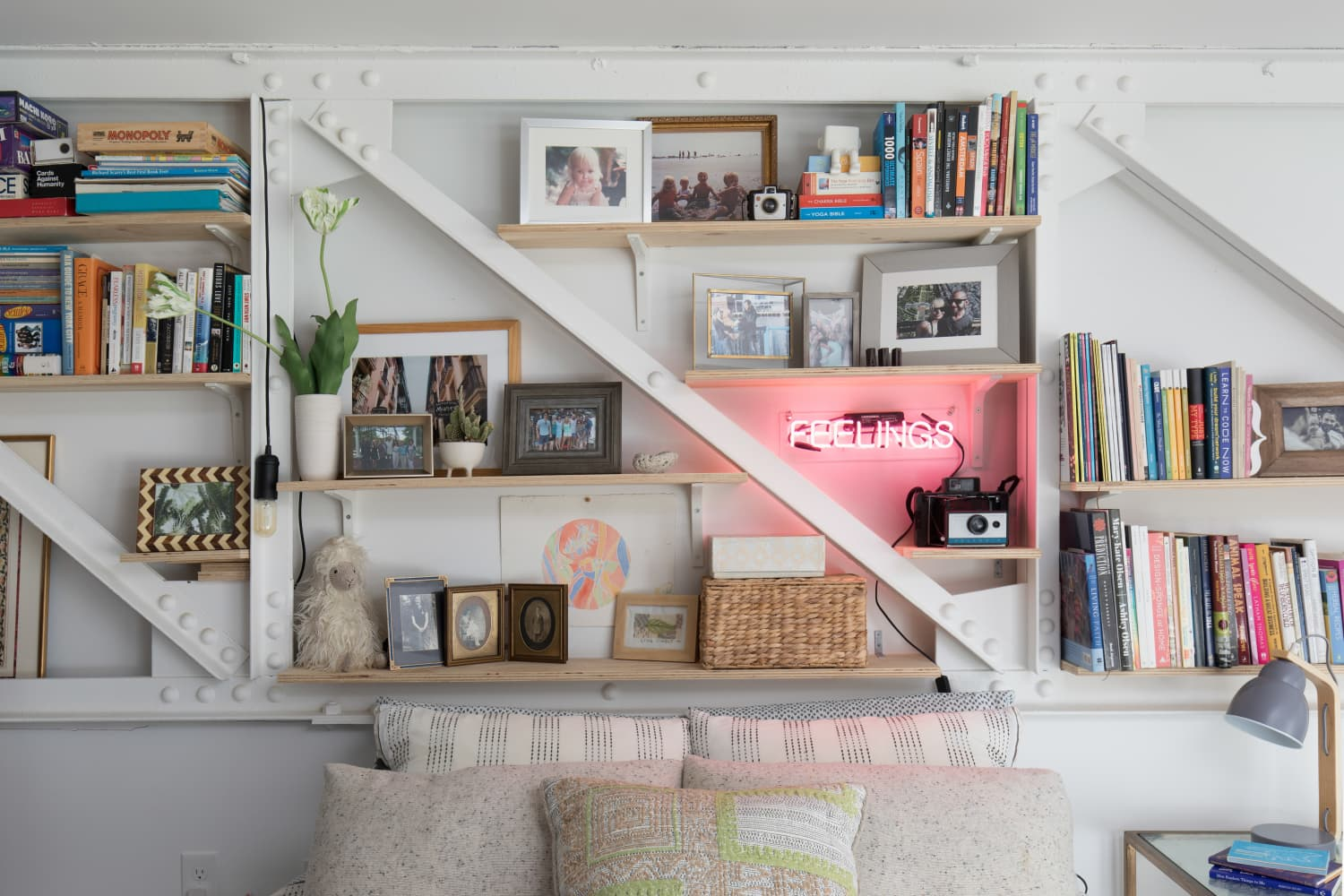 8 Clever DIY Shelves That'll Maximize Your Storage Space