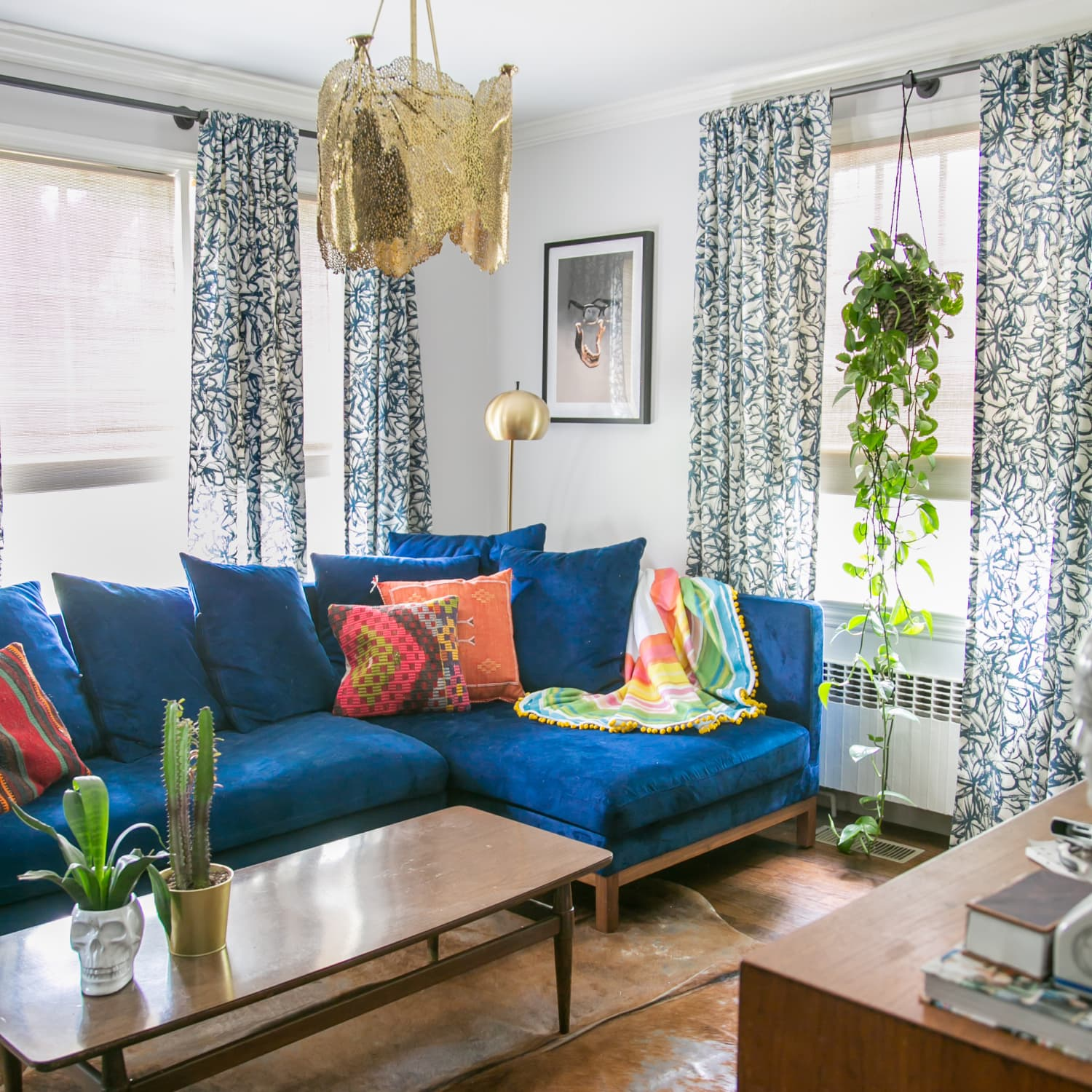 This Home's Delightful Renovation on a Modest Budget Was Made Possible Thanks to DIYs