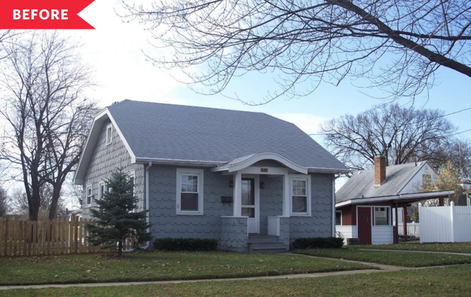 Before & After: 1920s Bungalow Remodel