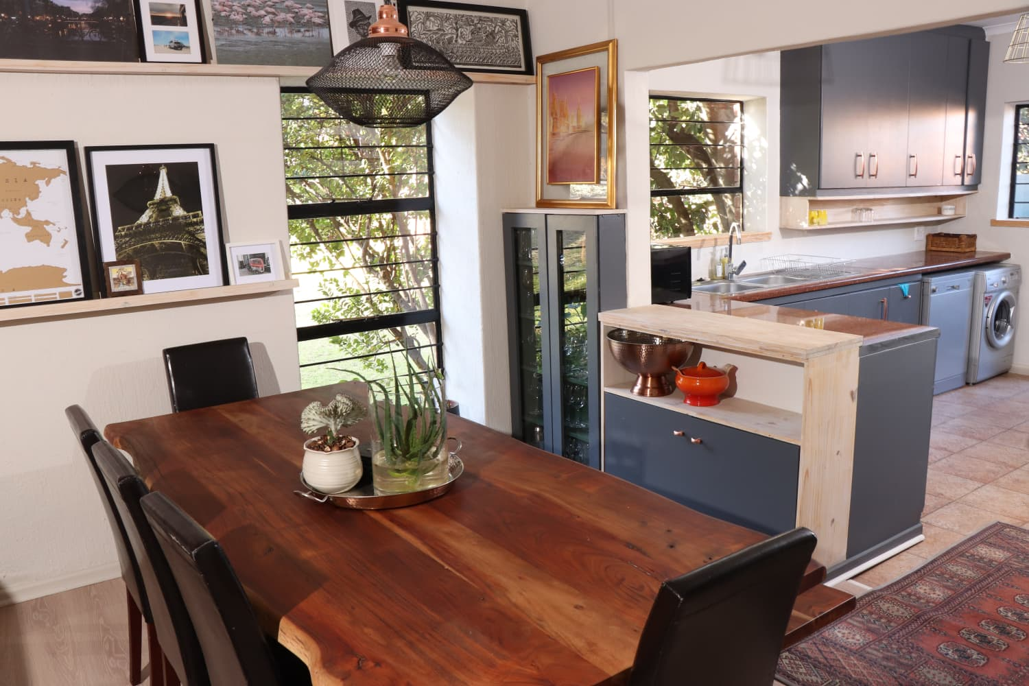 A House Untouched for 40 Years Was Revamped on a Budget