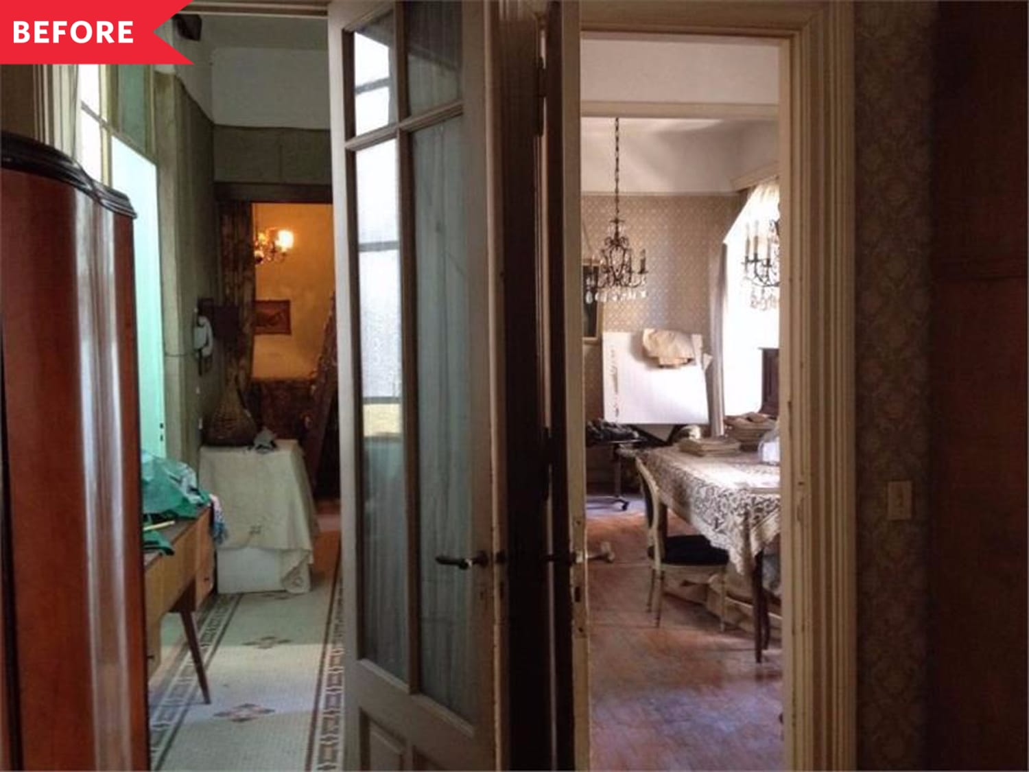 Before & After: A Buenos Aires Apartment Is Restored to Its Former Beauty, and Then Some