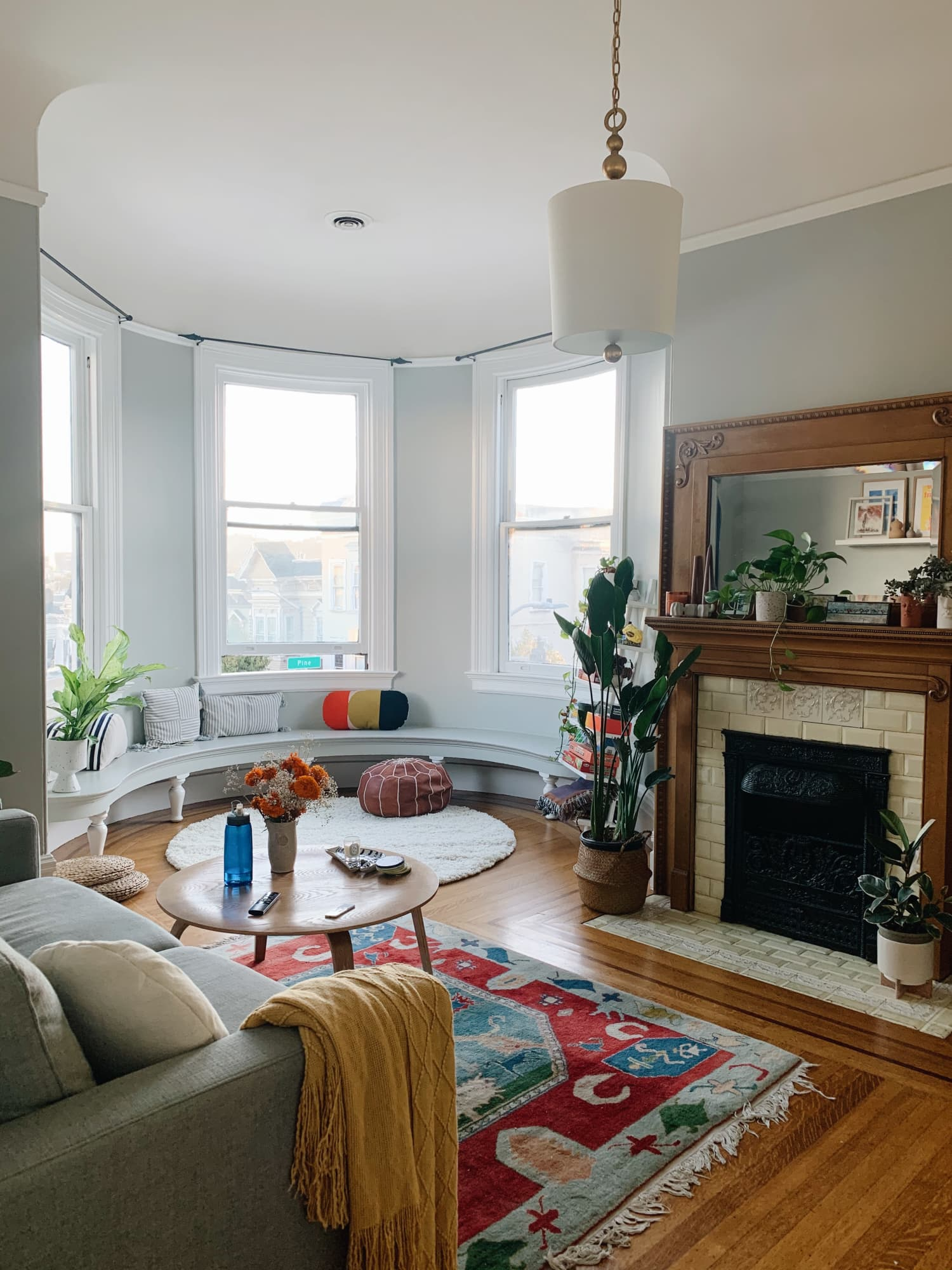 Get the Look: A Cheerful, Sun-Filled SF Home