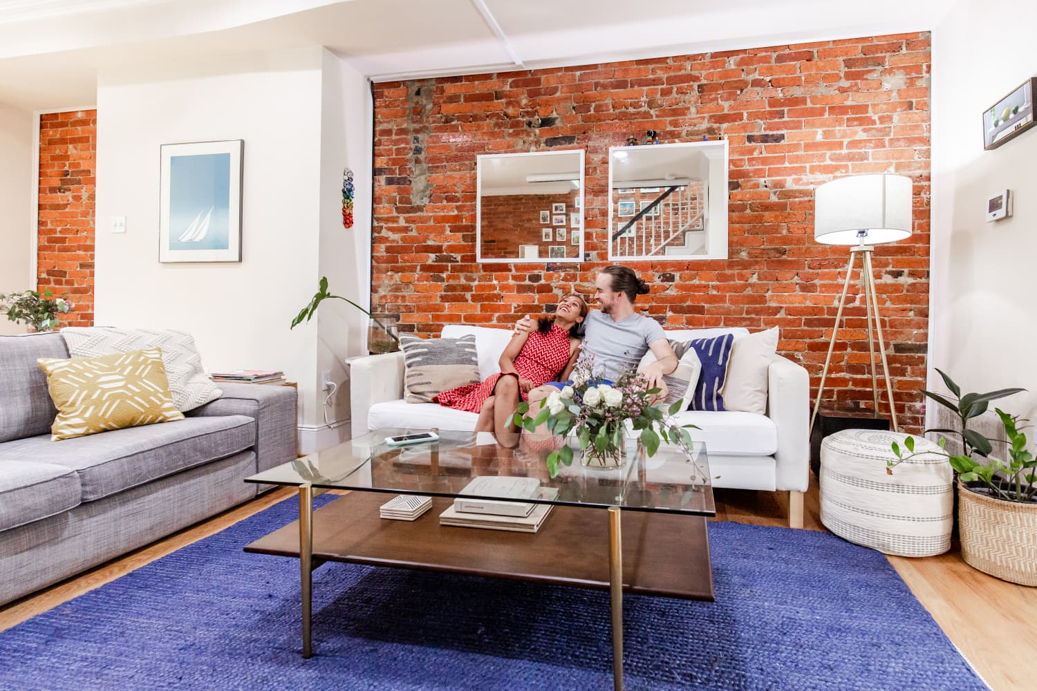 This D.C. Rowhouse Tackles Common Rental Woes With Ease