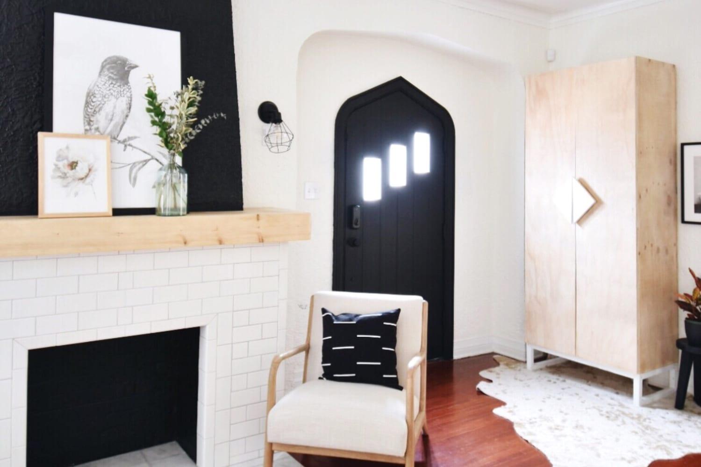 A 1929 Tudor-Style House Is a Blend of Original Details and Modern DIYs