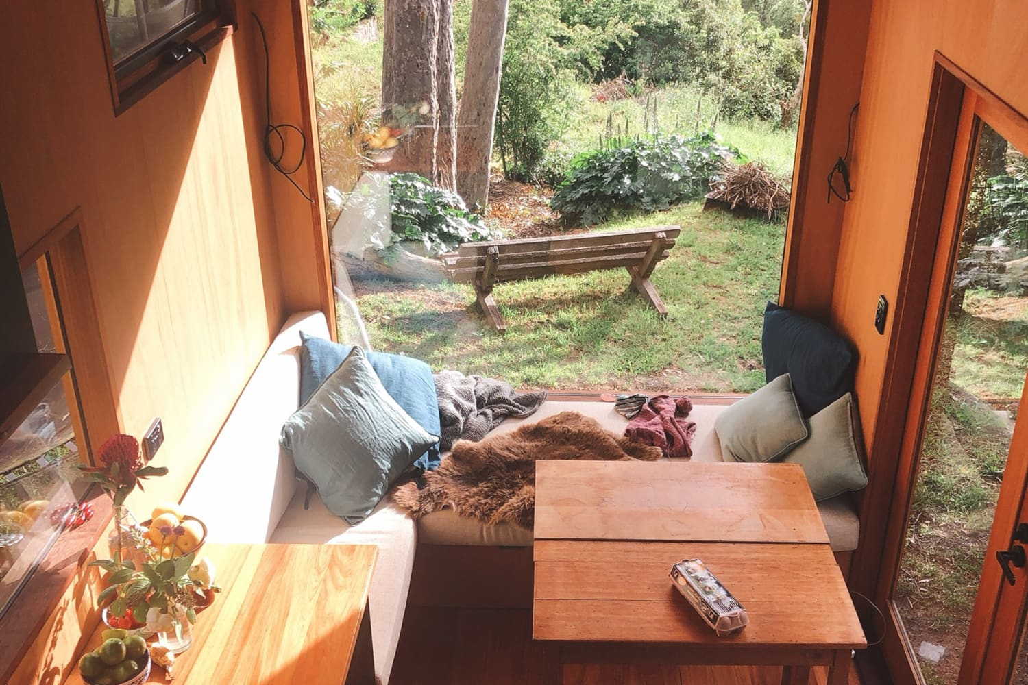 This 248-Square-Foot Tiny House Is Basically All Windows (with Seriously Dreamy Views)