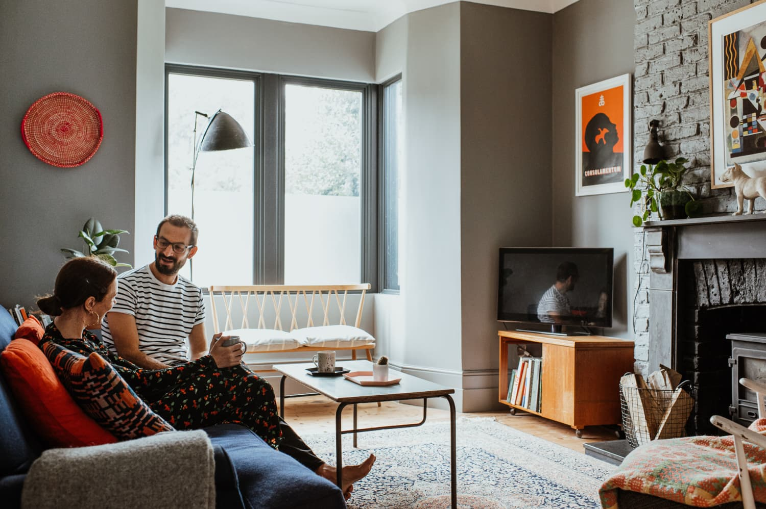 This Renovated London Home Is Your Inspiration for Industrial Meets Scandi-Inspired Style