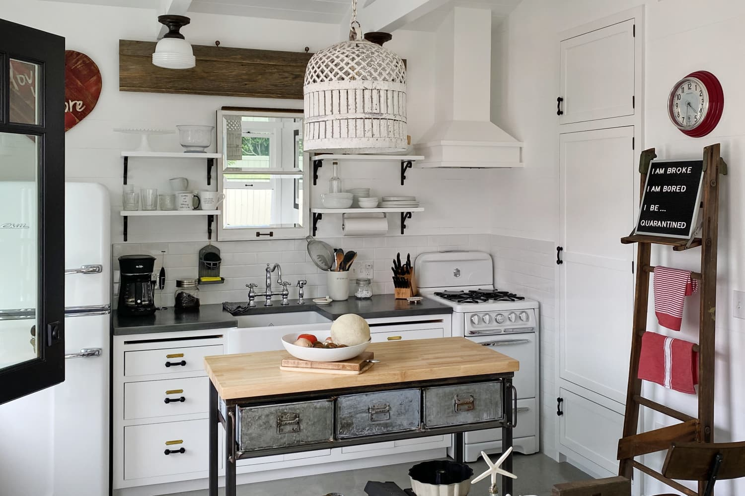 3 Brilliant Storage Ideas to Steal from This 421-Square-Foot Tiny Home Built in a Former Garage