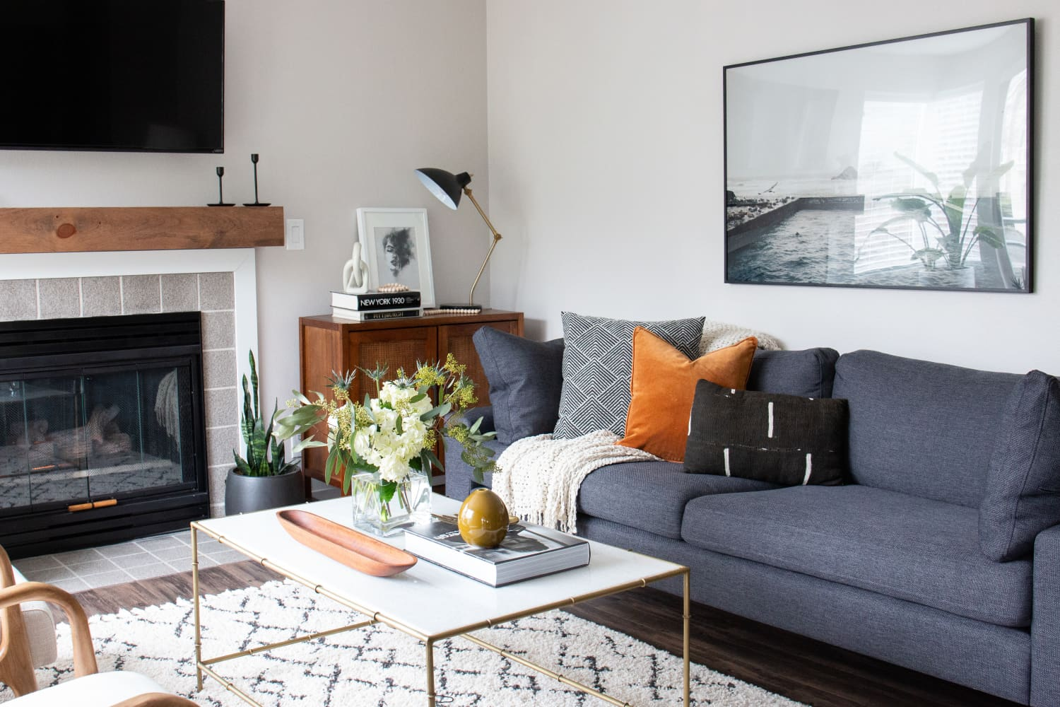 6 Easy Ways to Make Your Living Room Look More Expensive