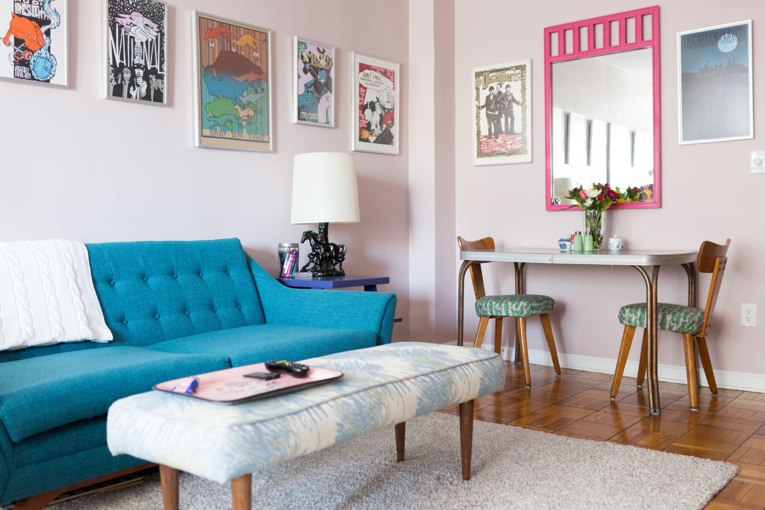 17 (Basically) Free Makeovers to Do at Home with Stuff You Already Have