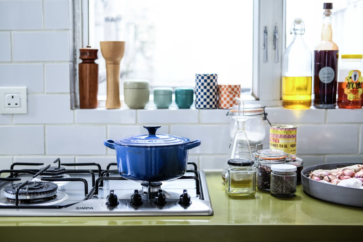 5 Kitchen Gadgets That Have Made My Galley Kitchen Way More Functional