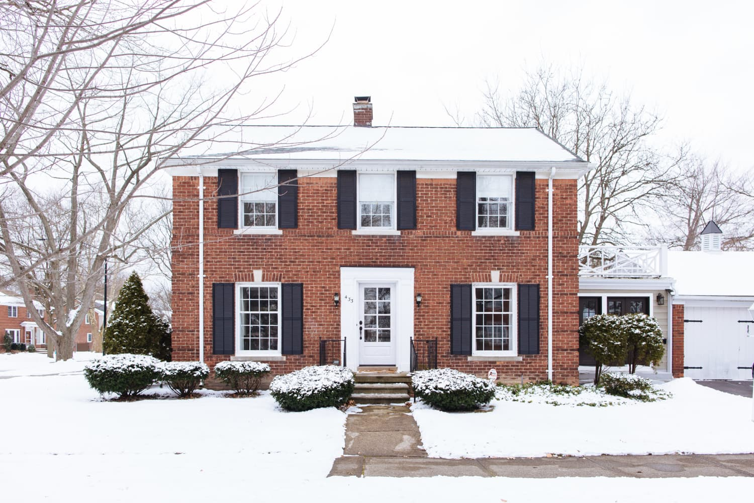 Buying a Home in the Middle of Winter Was the Worst Thing I Ever Did—And I'd Do It Again