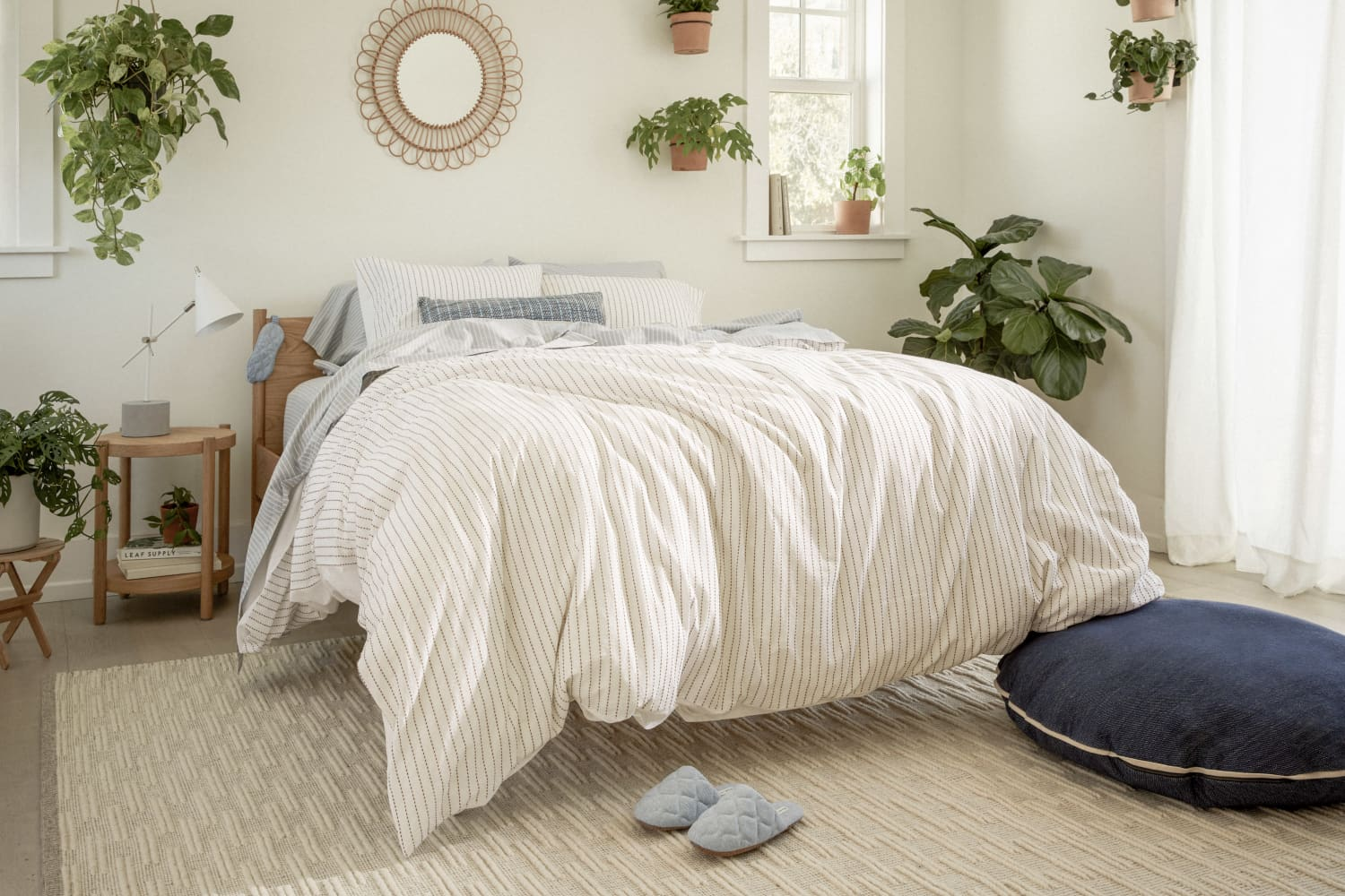 Parachute and Madewell Just Launched a Sleep Collection That's Equal Parts Comfy and Stylish