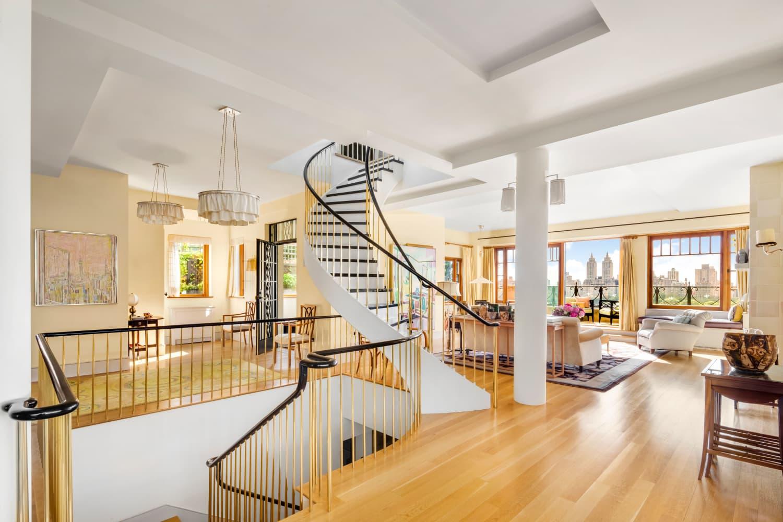 Peek Inside Bette Midler's $50 Million NYC Penthouse For Sale