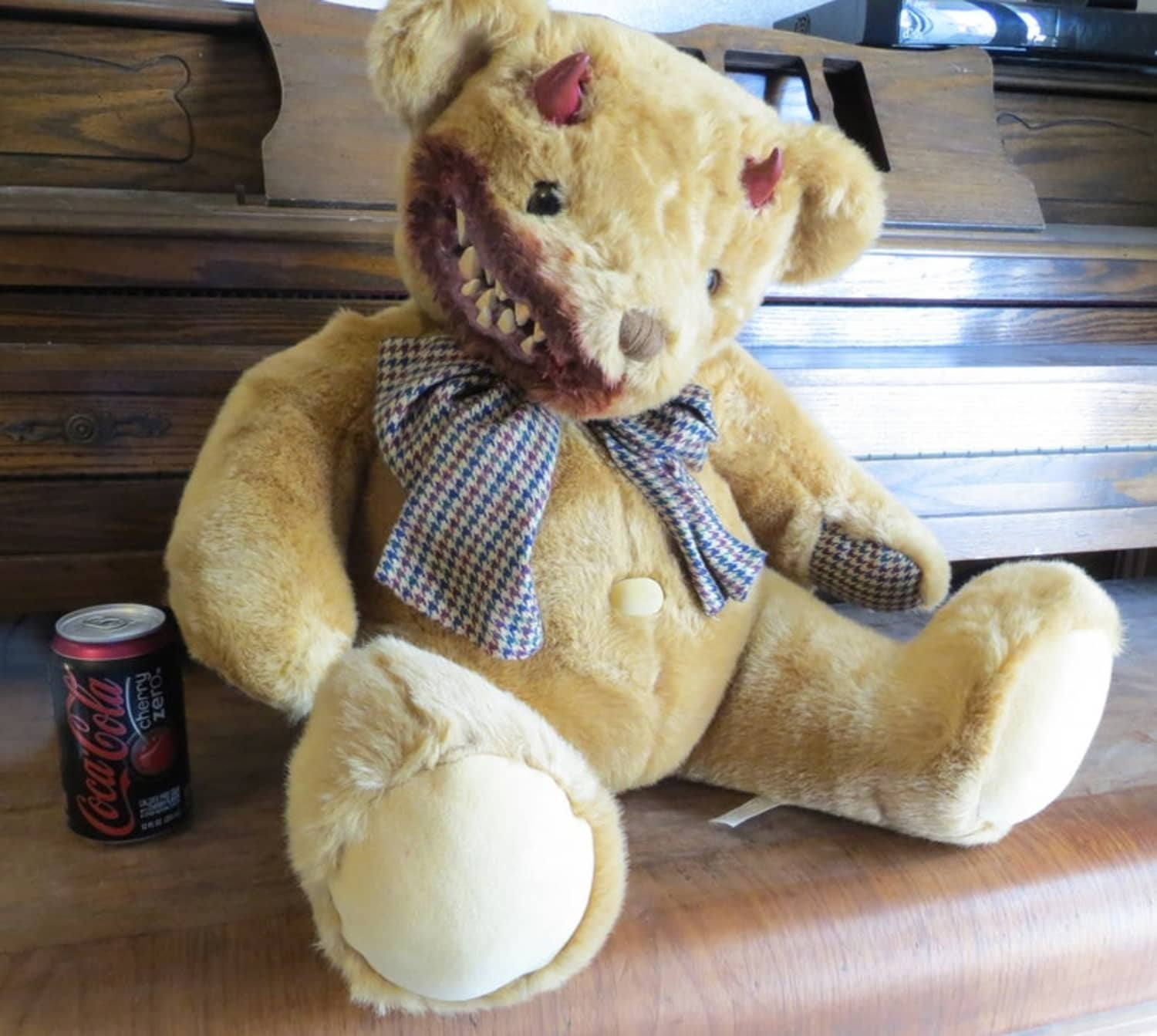 These Repurposed Stuffed Animals on Etsy Will Bring Your Childhood Nightmares to Life