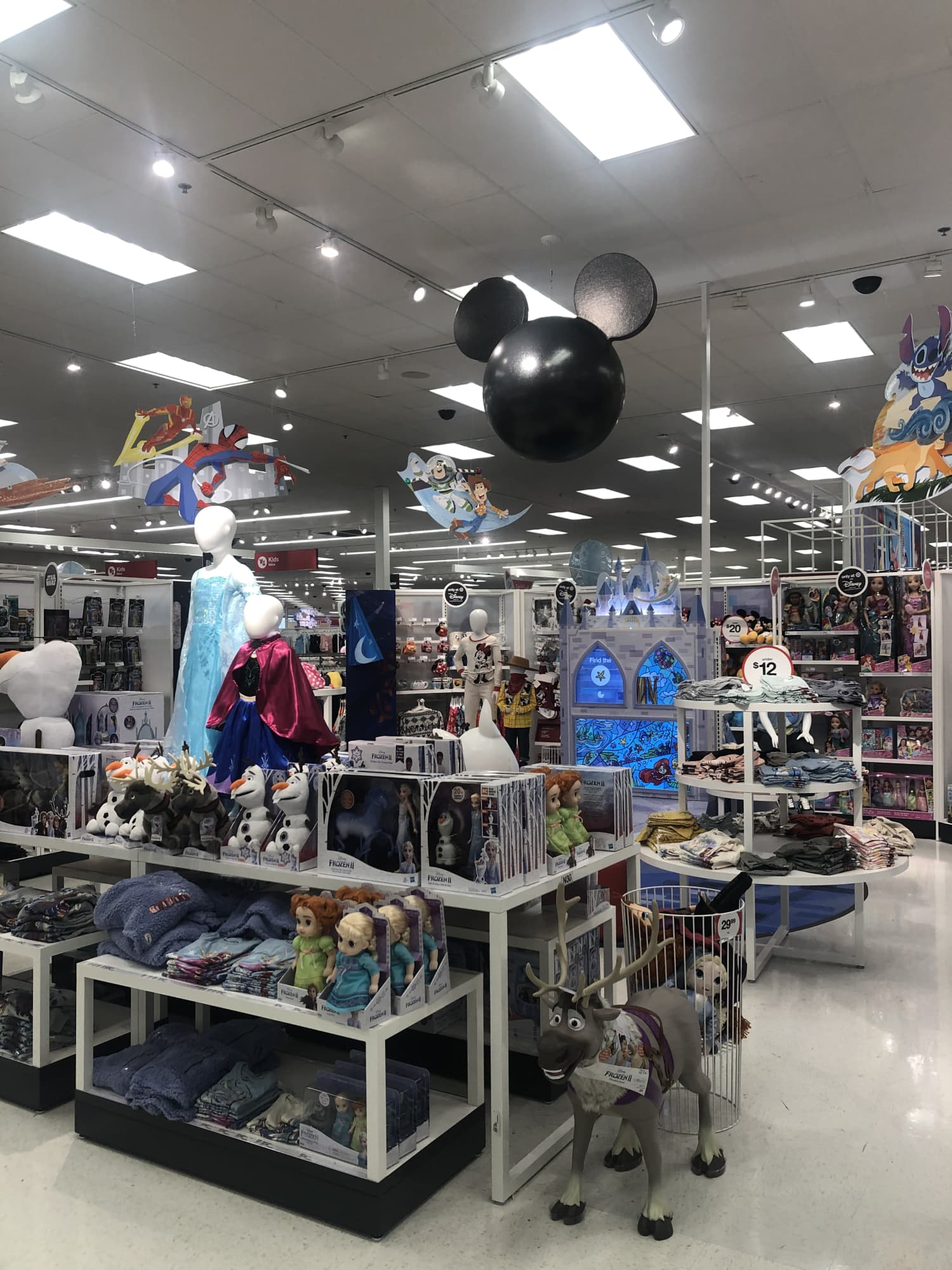 I Visited a Disney Store Inside Target, and It Was So Magical