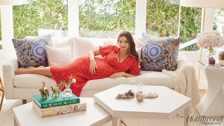 Peek Inside Miranda Kerr's Light-Filled Malibu Cottage