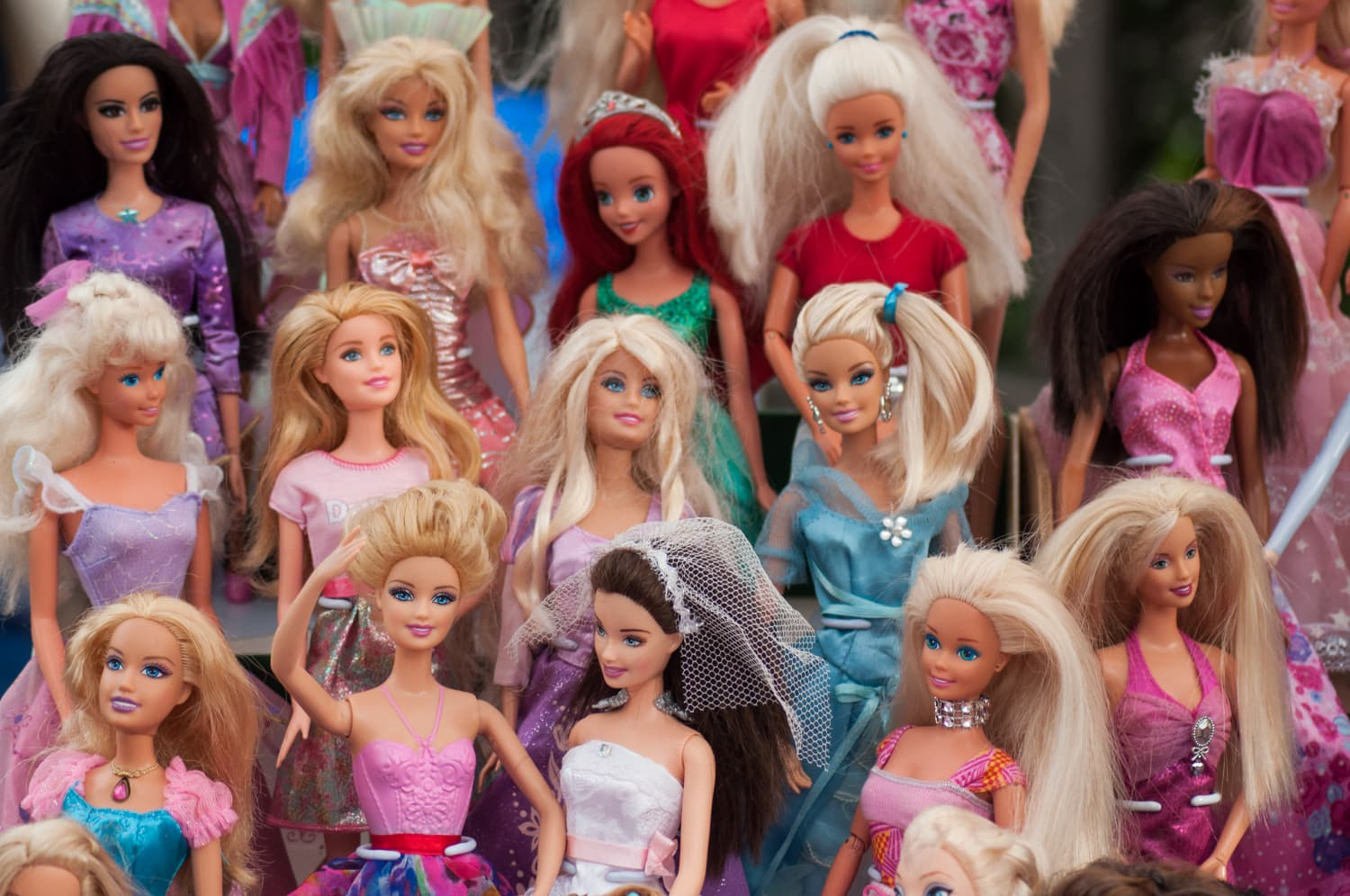 Your Old Barbie Dolls Could Be Worth Thousands