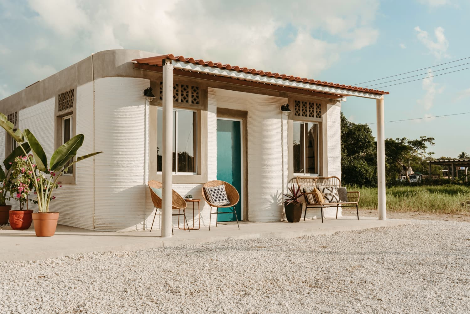 This Non-Profit Is Building 3D Printed Tiny Houses for Families in Rural Mexico