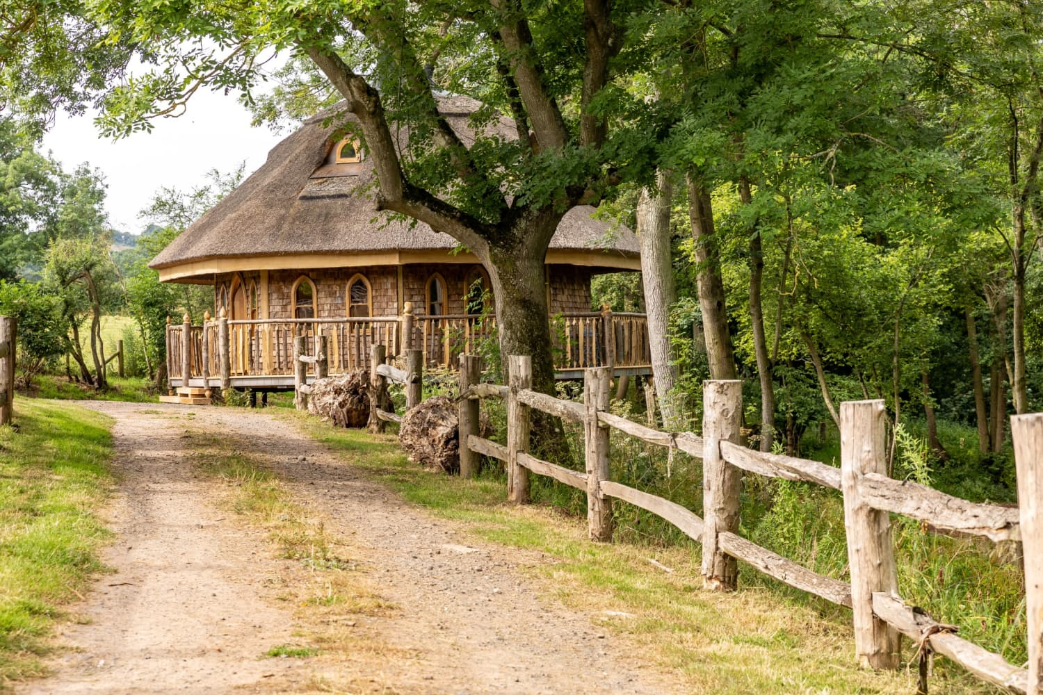 Peek Inside This Charming Treehouse Rental in the English Countryside