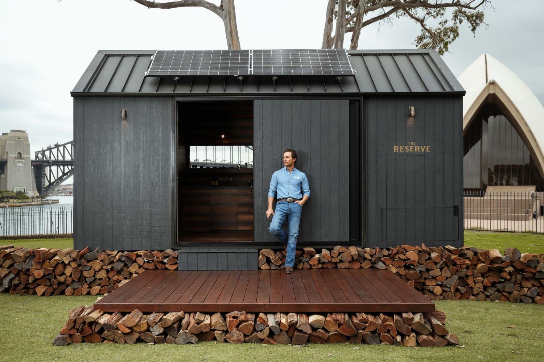 Peek Inside an Eco-Friendly Tiny Cabin in Australia Designed by Matthew McConaughey