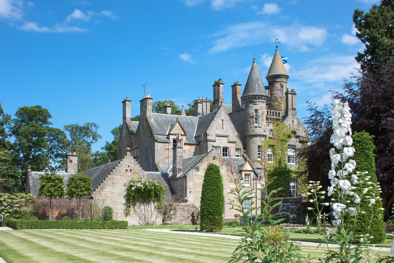 This Company Will Pay You to Stay in a Scottish Castle and Drink Unlimited Coffee