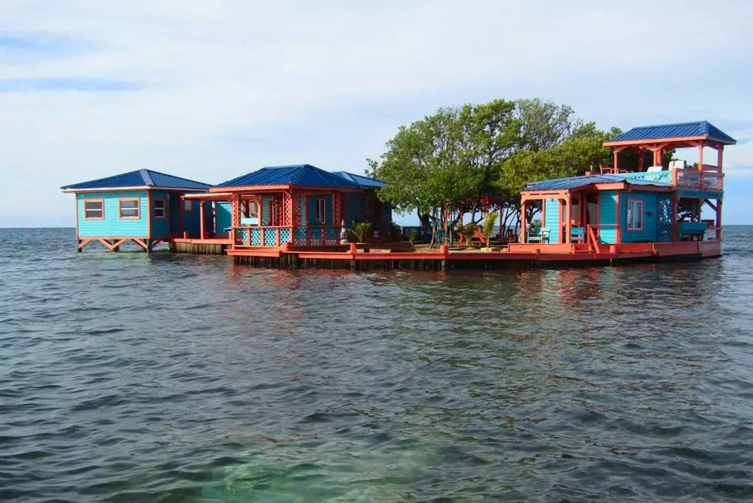 You and Your Friends Can Rent This Belize Island for as Little as $115 Per Person
