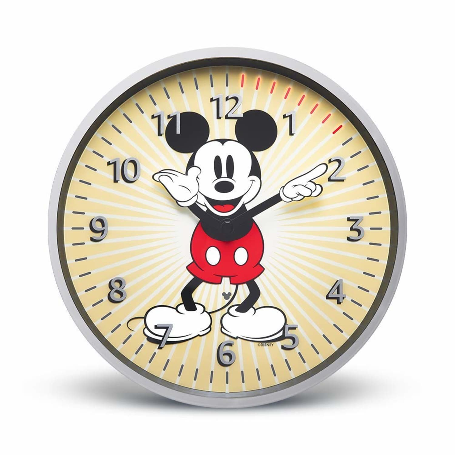 Let Mickey Mouse Manage Your Tasks With the Disney Echo Wall Clock