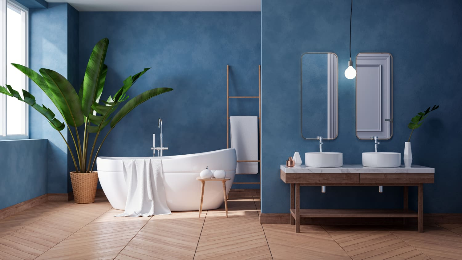 These Are The Most Photographed Hotel Bathrooms on Instagram