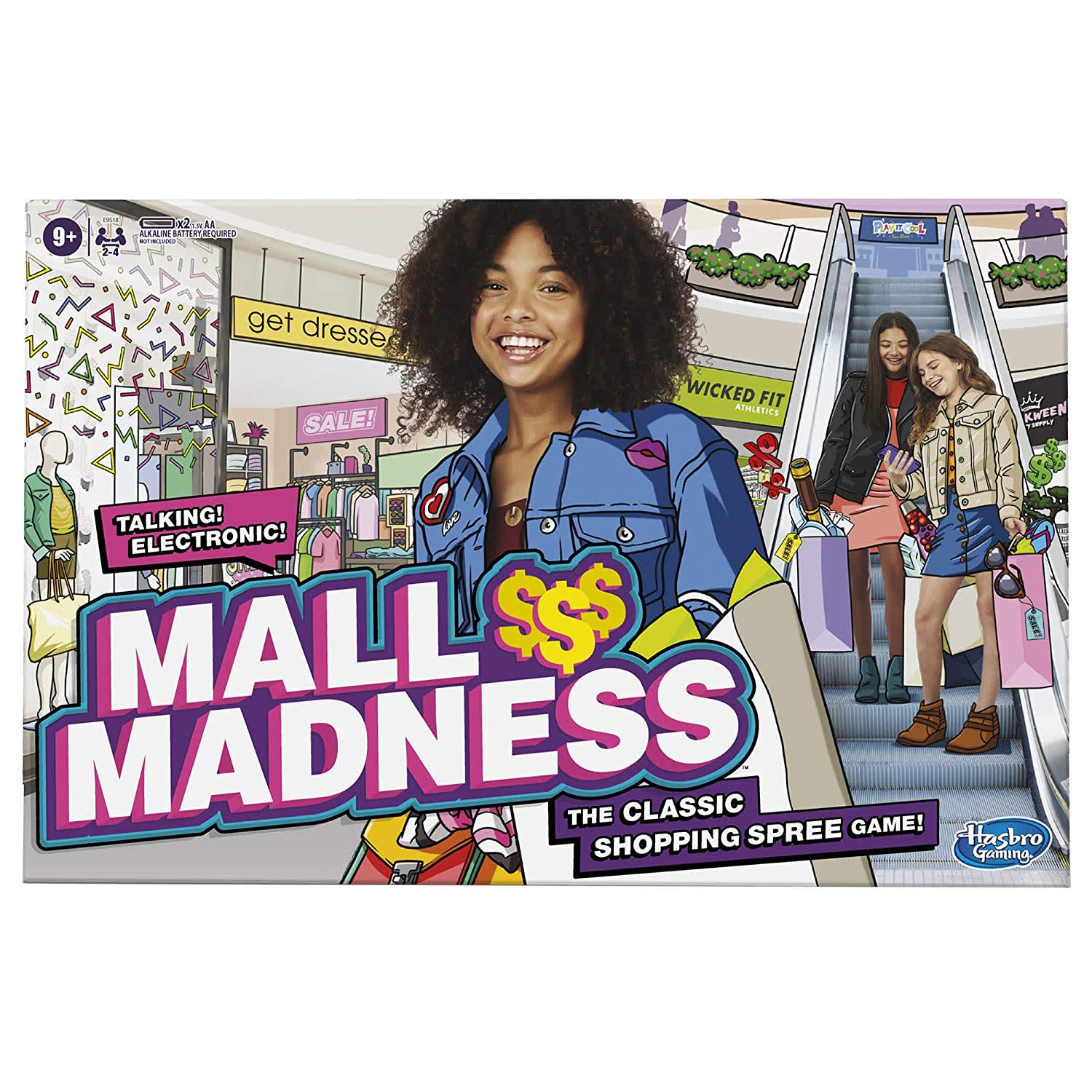 Hasbro is Bringing Back Mall Madness, the Unofficial Board Game of Teenage Sleepovers
