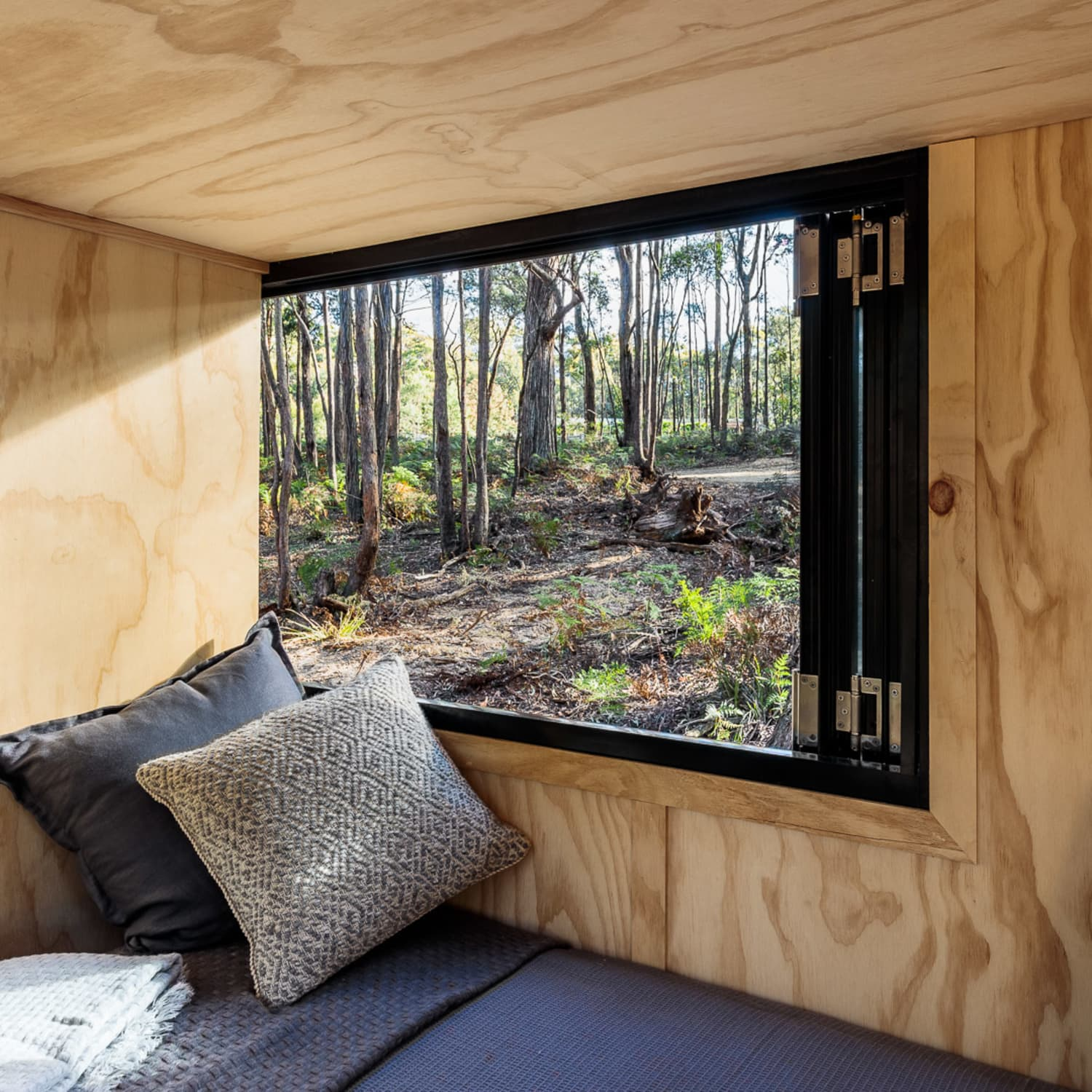 These Tiny Rental Homes Offer a Retreat from Daily Stressors, Including the Internet