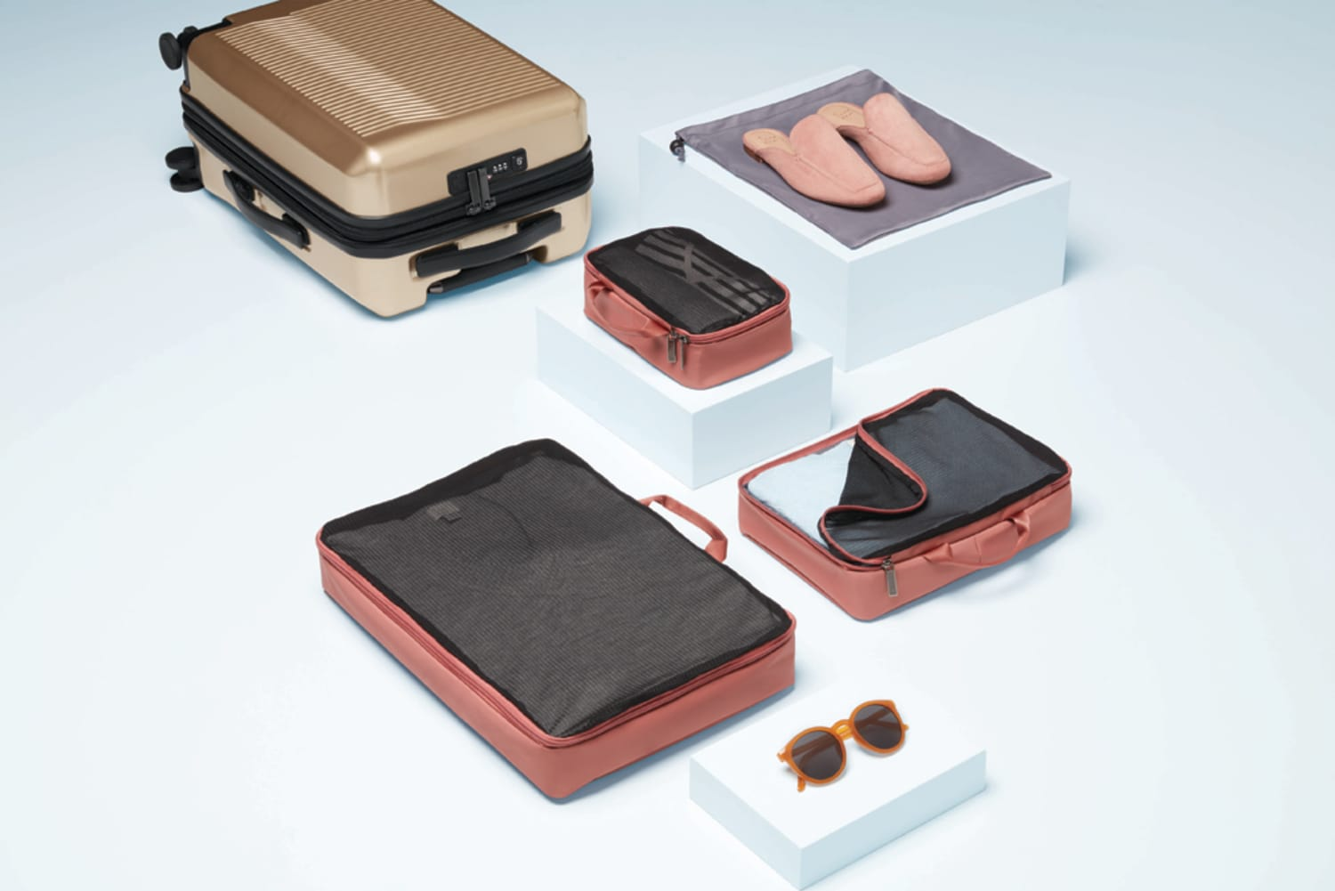 Target's New Luggage Line Looks First Class, with an Economy Price