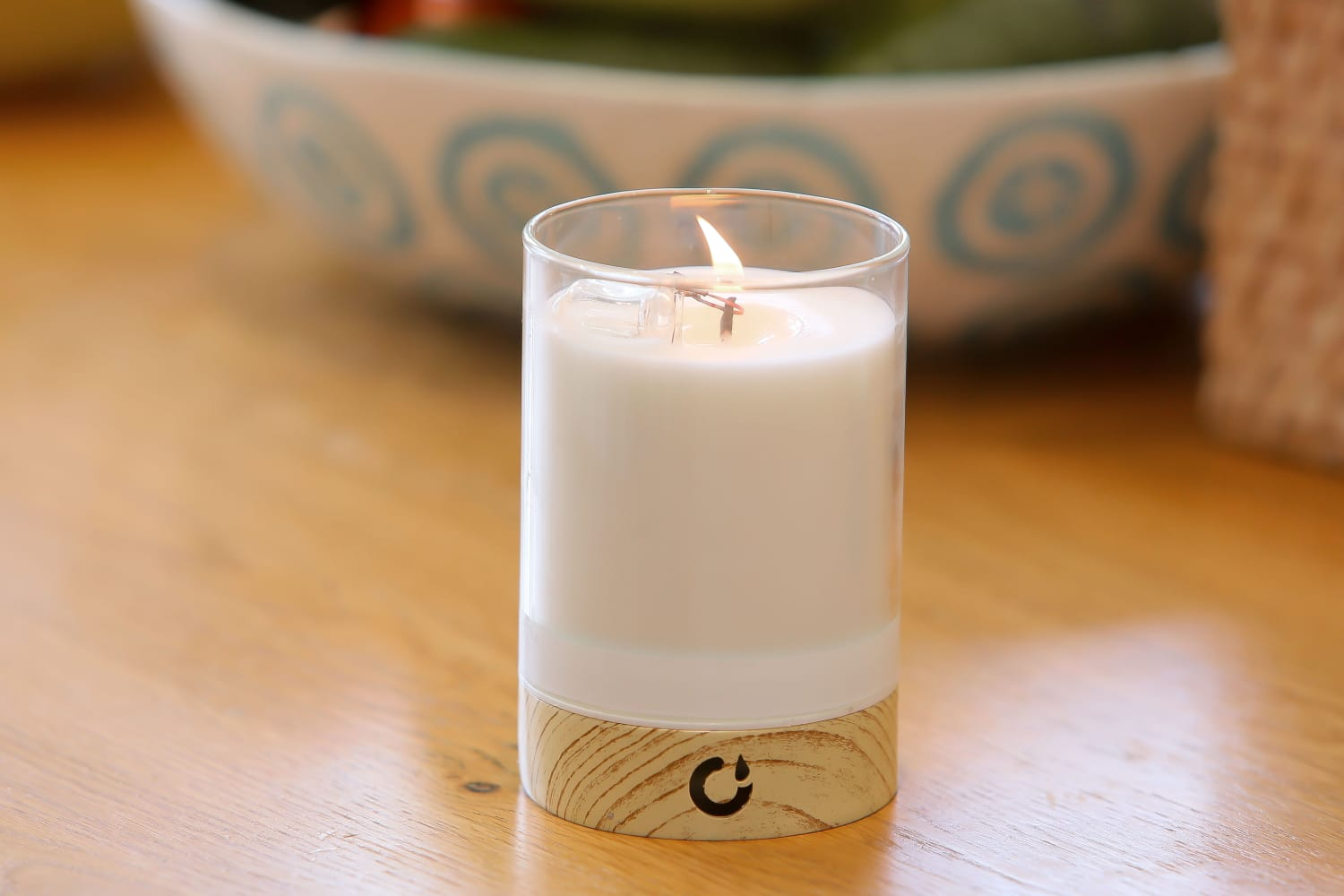 You Can Light This Candle With Your Phone, and It's Officially the Future