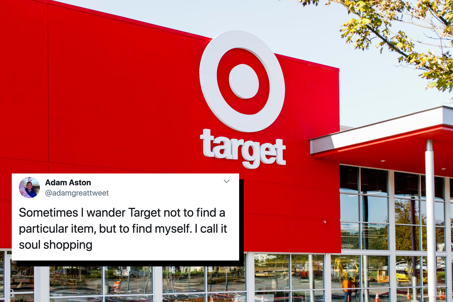 Thoughts We've Had While Shopping at Target, According to Twitter