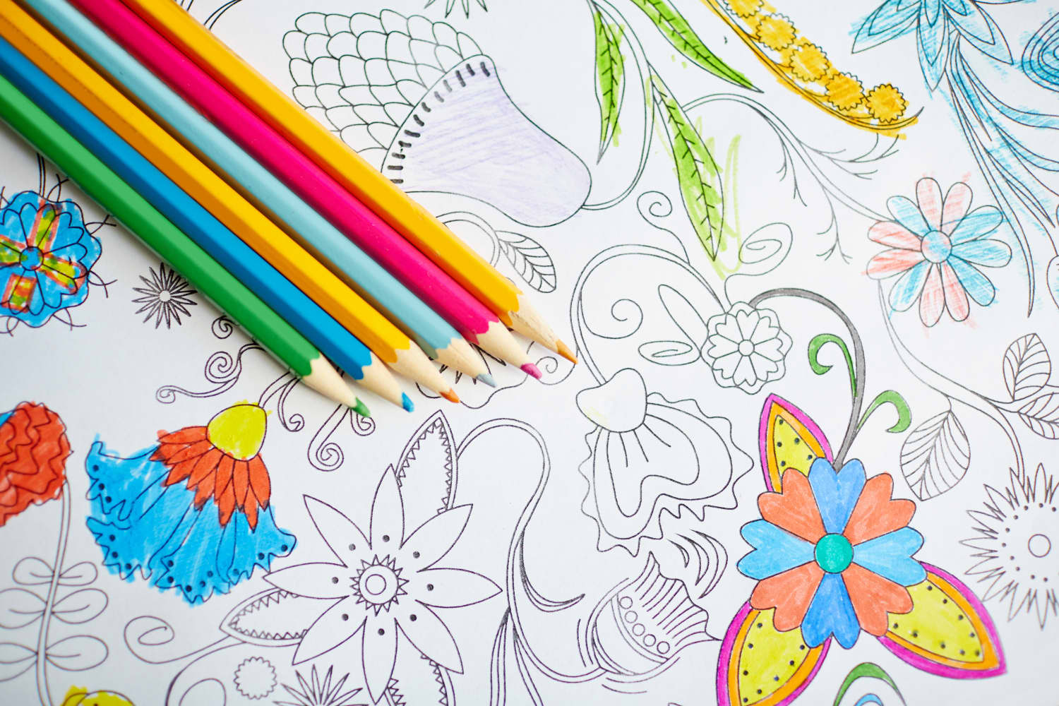 117 Museums Have Made Thousands of Coloring Book Pages Free To Download