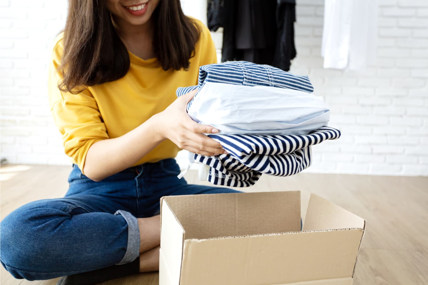 So You're Using Quarantine to Declutter. Here's What to Do With the Stuff